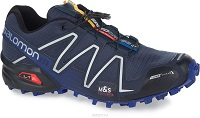 Кроссовки Salomon SpeedCross 3, Blue